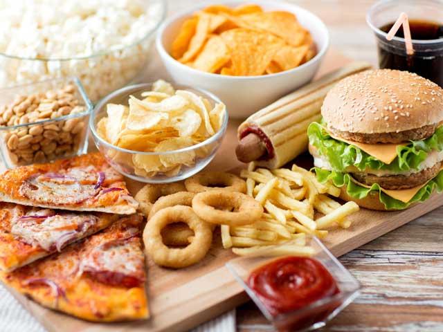20 продуктов питания, вызывающих рак