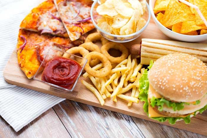 20 продуктов вызывающих рак