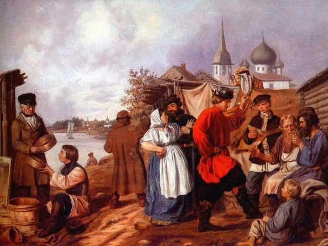 Чем питались древние славяне на Руси?
