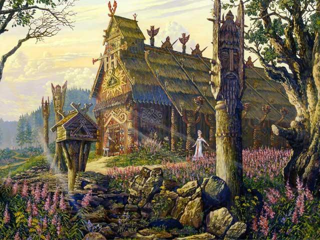 7 целебных трав древних славян, которые использовали на Руси