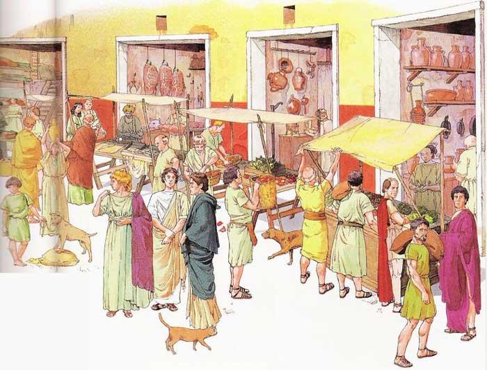 Денежный эгрегор в древнем мире