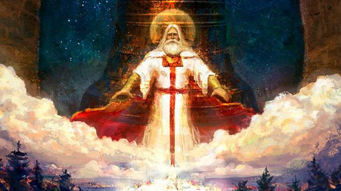 Славянский бог Род - Бог воды