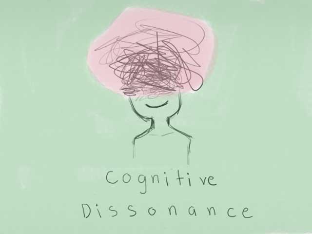 Когнитивный диссонанс: что это простыми словами, советы и примеры из жизни
