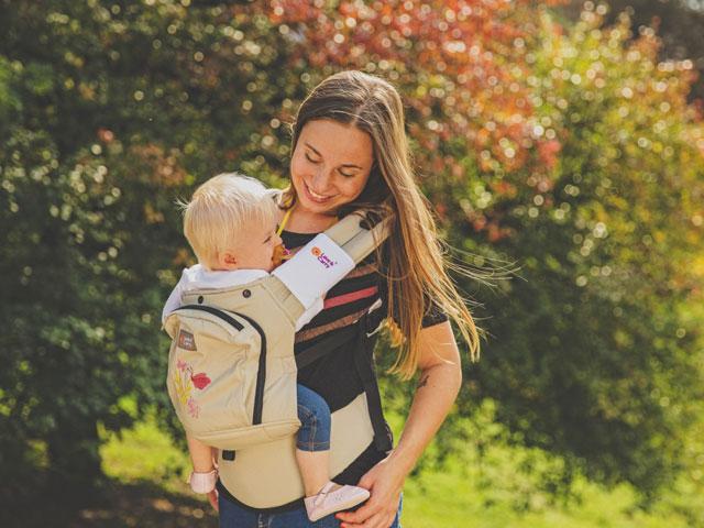 Как выбрать эрго-рюкзак? С какого возраста можно носить