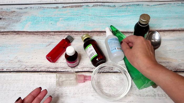 Как сделать антисептик в домашних условиях