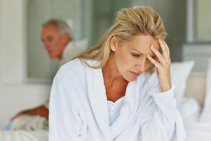 Симптомы в период менопаузы у женщин