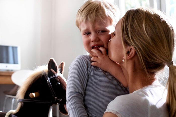 Контейнирование эмоций ребенка