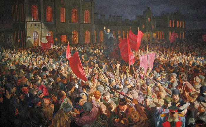 Великодержавный шовинизм и Ленин