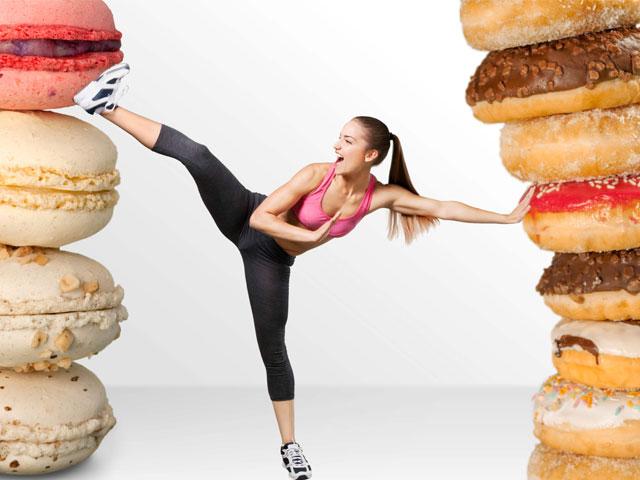 Каких результатов можно добиться, если отказаться от сладкого и мучного?