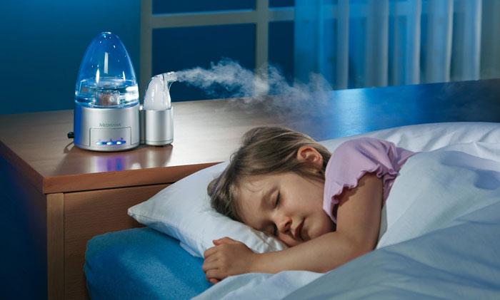 Польза увлажнителя воздуха для детей и взрослых
