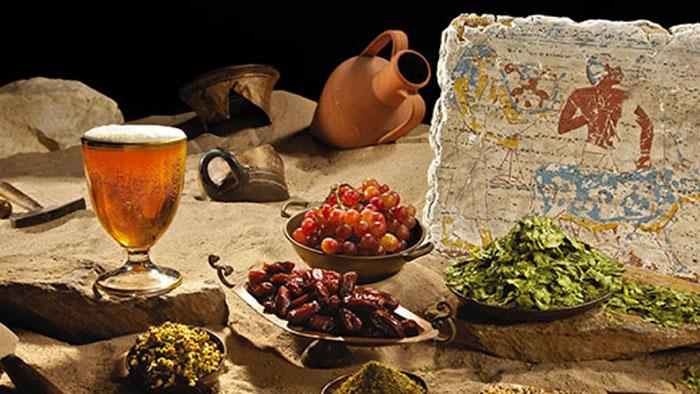 Что ели древние египтяне