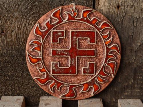 Славянские обереги -  Всеславец