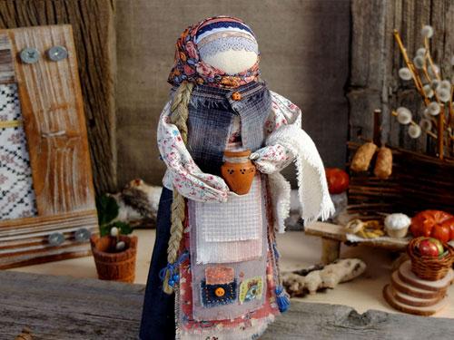 Славянский кукла-оберег «Берегиня»