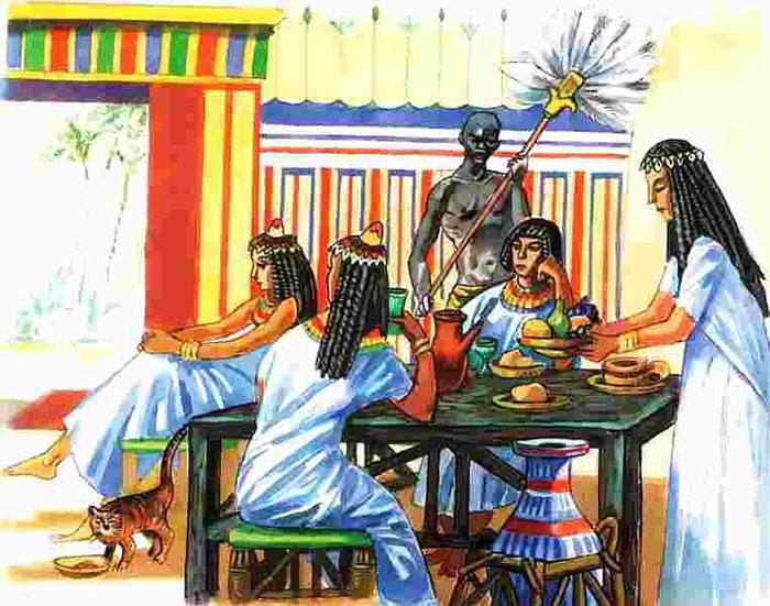 ТОП продуктов, которыми питались древние египтяне