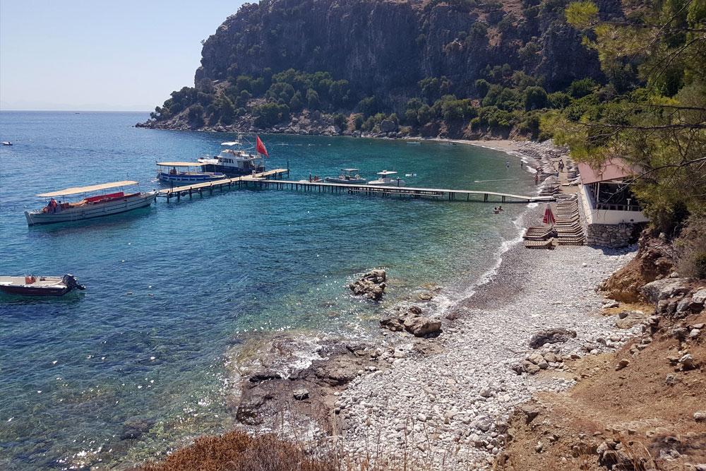 10 лучших пляжей Турции для семейного и романтичного отдыха