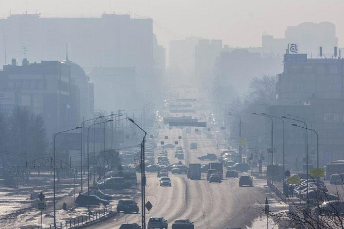 Челябинск самый грязный город в России