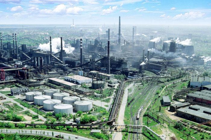 Экология города Липецк