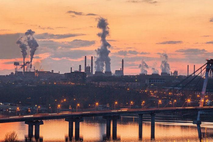 Самый грязный город Череповец