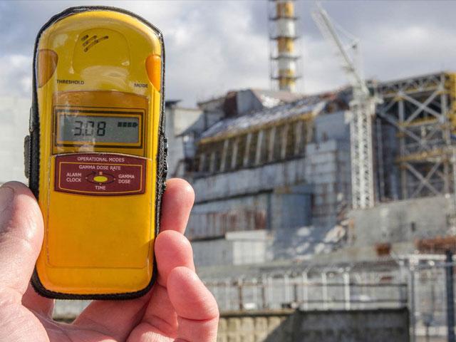4 этапа распространения радиации после аварии в Чернобыле