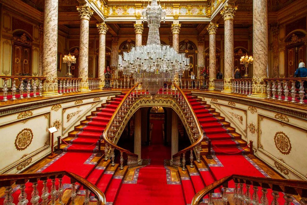 Дворец Долмабахче - фото