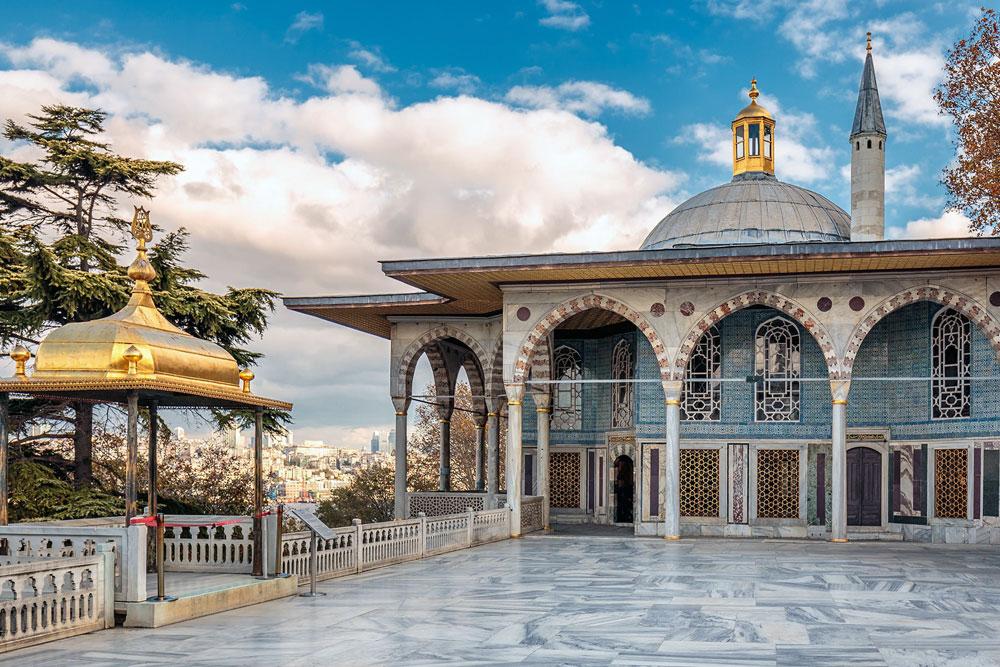 Дворец османских султанов Топкапы