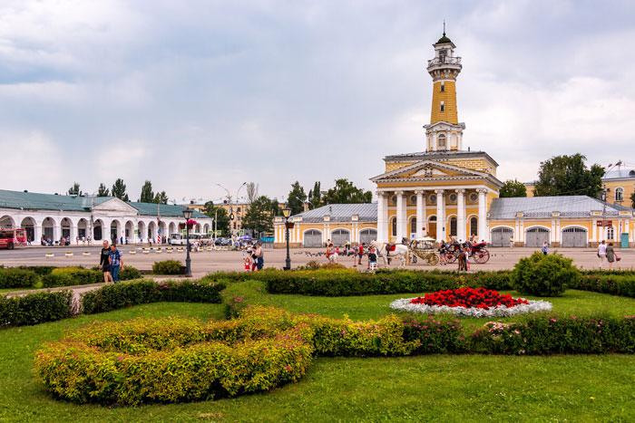 Экологически чистый город - Кострома