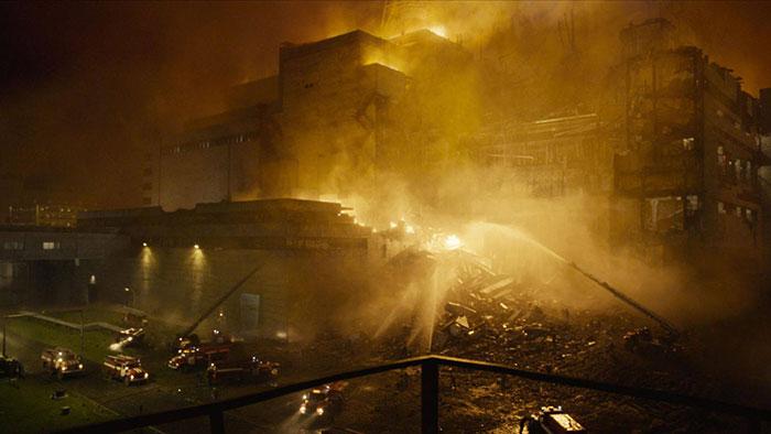 Как распространялась радиация после аварии в Чернобыле