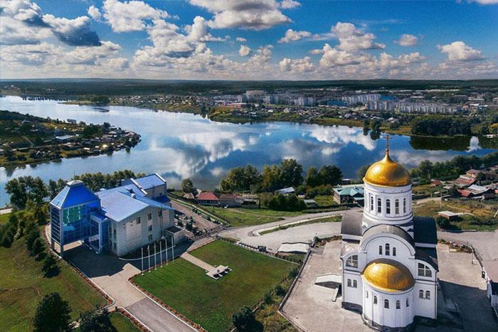 Самые чистые города России для проживания - Ревда