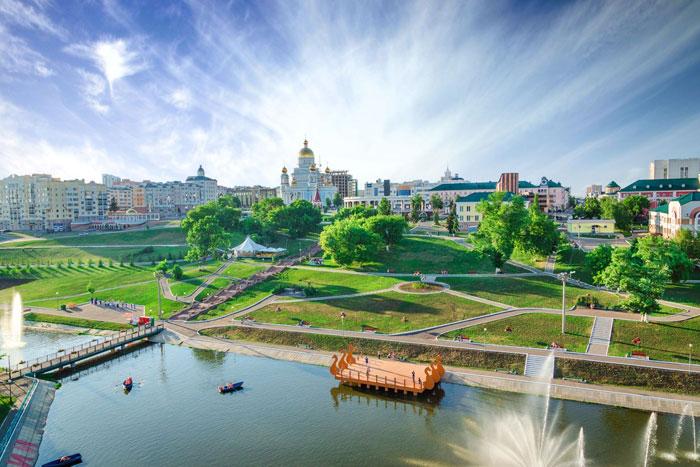 Саранск (Республика Мордовия)