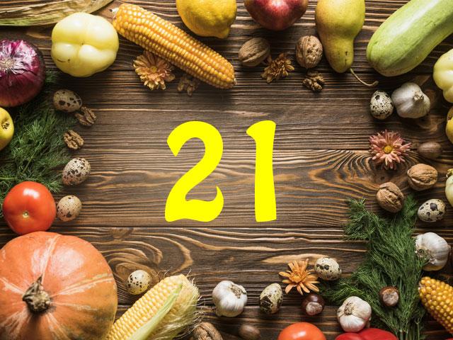 21 растительный продукт, который замедляют процесс старения