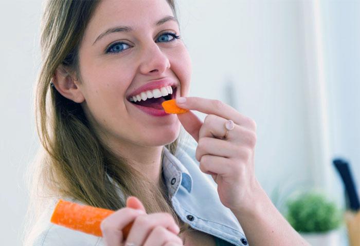 5 продуктов для здоровья зубов и десен