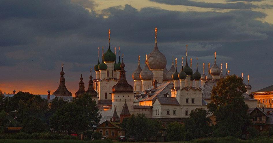 Самые красивые города России для путешествия летом - Ростов Великий