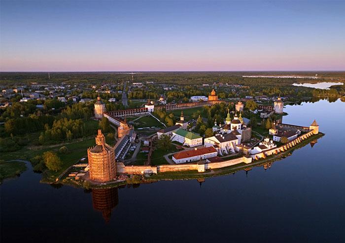Самые красивые исторические города России - Кириллов