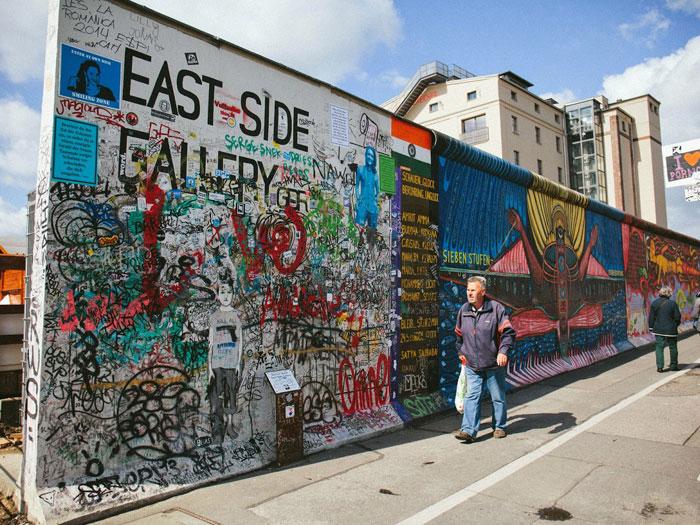 East Side Gallery (Берлин)