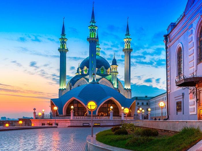 Мечеть Кул-Шариф (Казань), как за границей