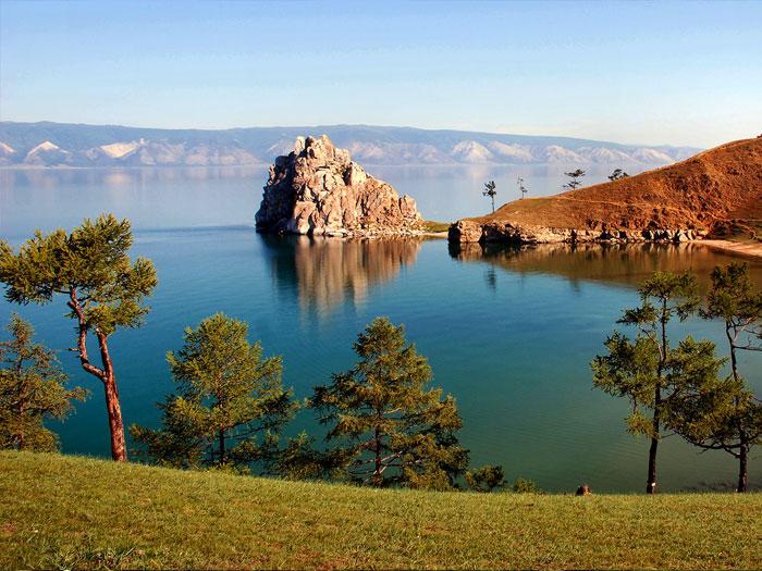 Озеро Байкал, как за границей