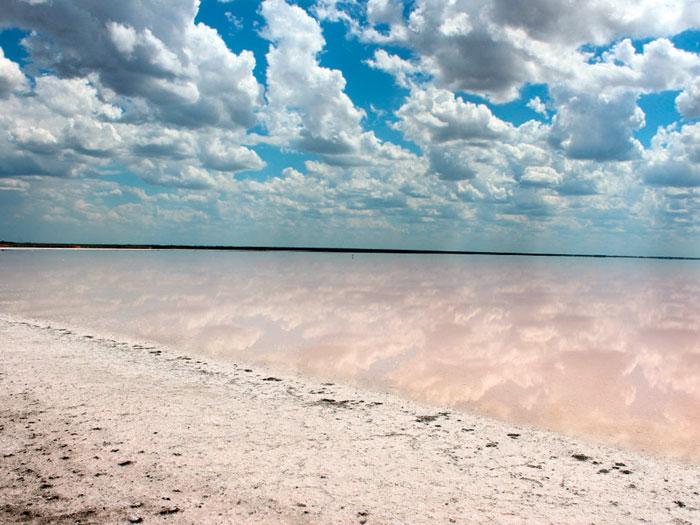 Озеро Эльтон (Волгоградская область)