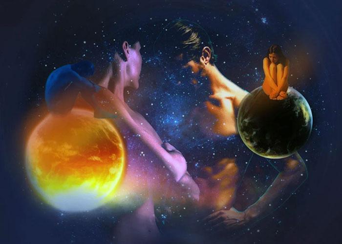Женщины и мужчины – с разных планет