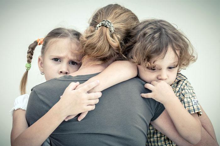 Родители потеряли связь с ребенком