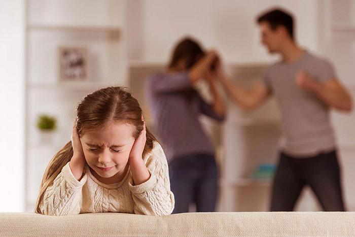 Виды детских психотравм