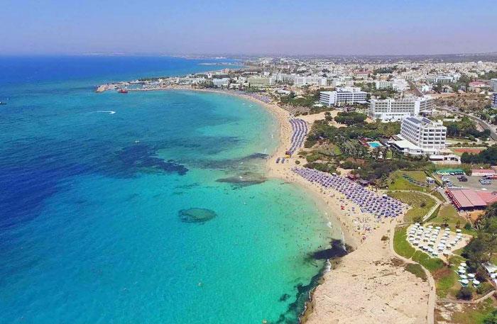 Айя Напа. Кипр