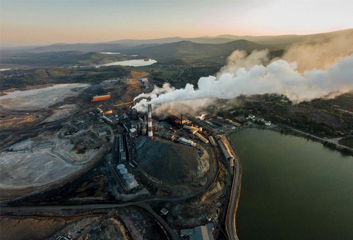 Медеплавильный завод Карабашмедь
