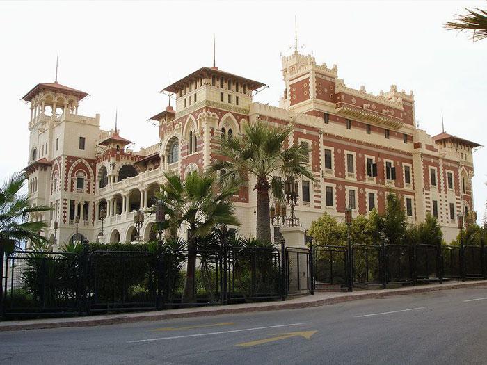 Парк и дворец Монтаза в Александрии
