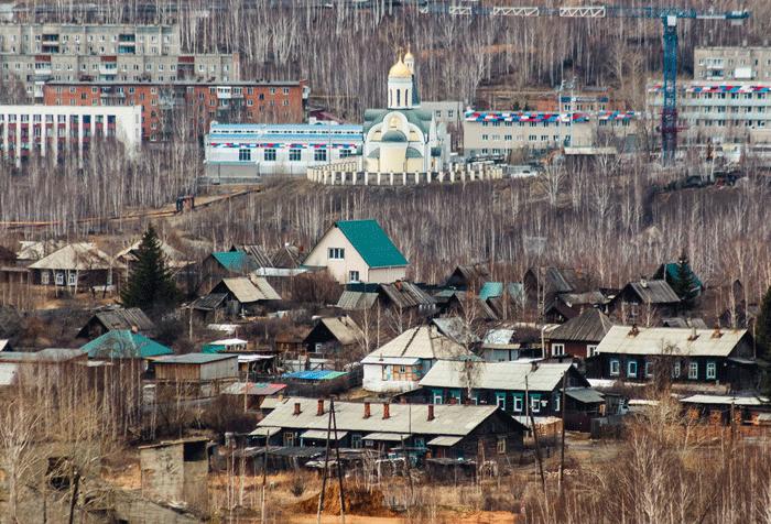 Самый грязный город в мире Карабаш