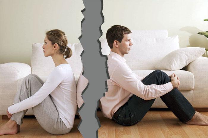 Почему так много разводов