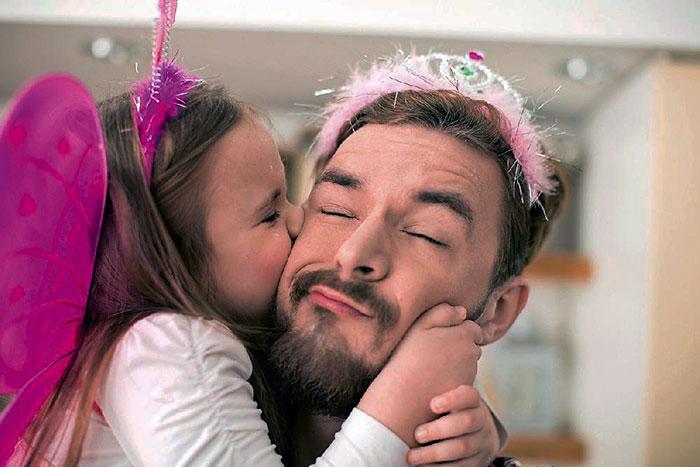 Почему папы любят дочек