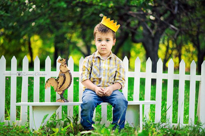 Удобный ребенок для родителей
